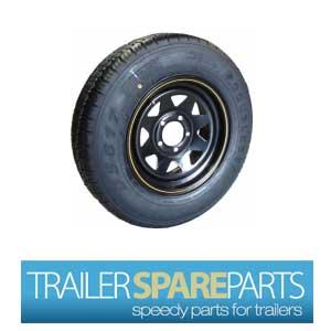 Wheel Tyres & Parts