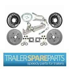 Trailer Brake Kits
