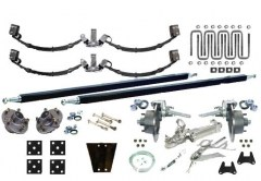Dual Axle Trailer Kit