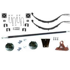 Single Axle Trailer Kit