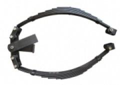 Dual Axle Rocker Suspension Kit