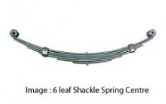 Shackle Spring Gal. - Centre 8mm -