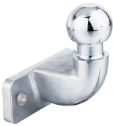 TSPA-GOOSBZ Gooseneck Hitchball 50mm Zinc