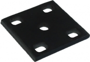 TSPA-FPOR Fish Plate slotted 45mm x 60mm x 10mm
