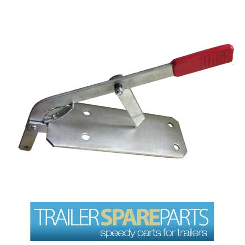TSPA-COBMZ Mechanical Override Park Brake and Plate ZINC