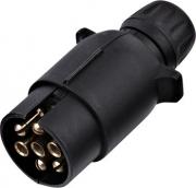 TSPA-PR-MAL Plug 7 Pin Round (Male)