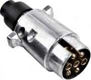 TSPA-PR-MMET Plug 7 Pin Round Metal (Male)