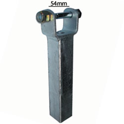 "92111 = 10"" Heavy Duty Wood Yoke"