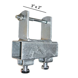 "92118 = Heavy Duty 2"" x 2"" Adjuster"
