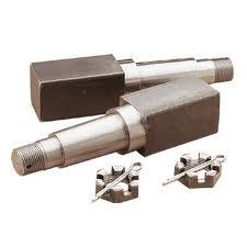 TSPA-SX50X300-D  Stub Axle Square 50mm x 300mm Dexter