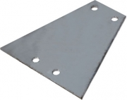 TSPA-TP4T 4 Hole Triagular Tandem Coupling Plate