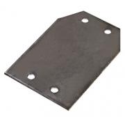 TSPA-TP4 4 Hole Rectangular Tandem Plate
