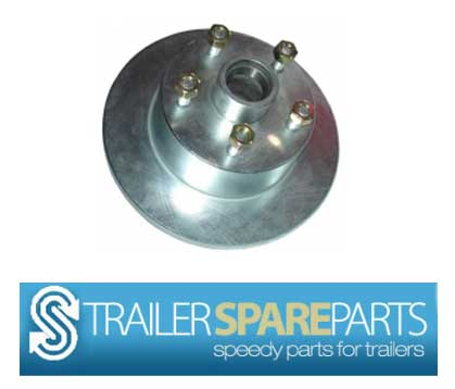 TSPA-HD-FDG-SL Disc Hub Ford