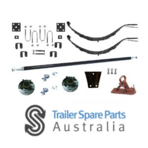 Single Axle Trailer Kits