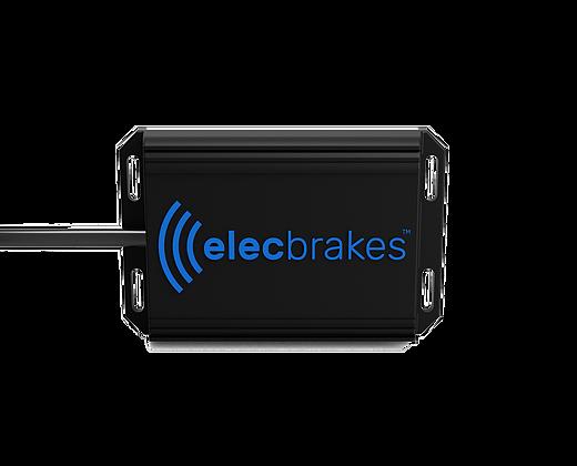 Electric Brake Controller >> Elbc2000 12 24v Elecbrakes Wireless Electric Brake Controller