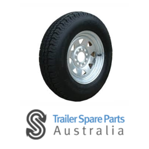 Trailer Rims and Tyres
