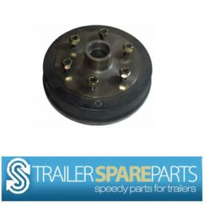 "TSPA-D-LC9-6LM  9"" Drum 6 Stud Landcruiser ( LM Holden Bearings)"