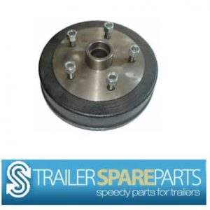 "TSPA-D-LC10-5SL  10"" Electric 5 Stud Landcruiser Drum  (SL Ford"