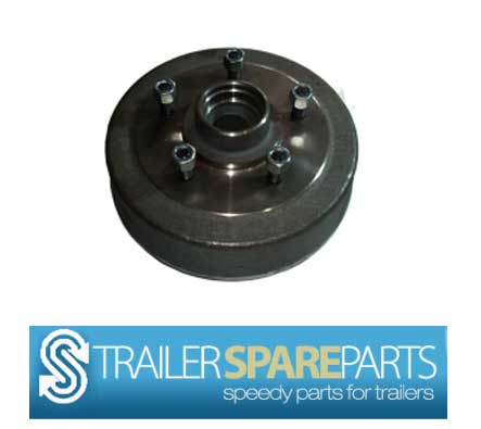 "TSPA-D-LC10-5PSL 10"" Electric 5 Stud Landcruiser Drum Parallel"
