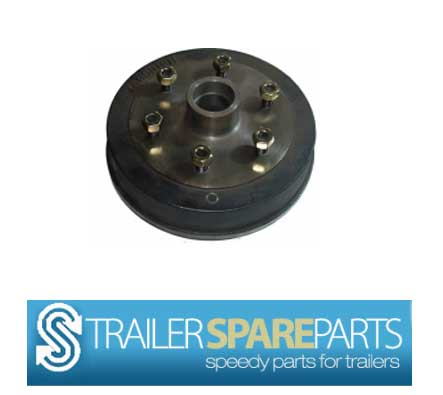 "TSPA-D-LC10-6SL  10"" Electric Drum 6 Stud Landcruiser  (SL Ford"