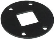 TSPA-MP40SH Mounting Plates st. 40 Square Axle (Hydraulic Brake