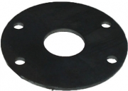TSPA-MP45RH Mounting Plates st. 45 Round Axle (Hydraulic Brake)