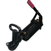 TSPA-CO1MCZ Complete Mechanical Over-Ride Coupling -Zinc-
