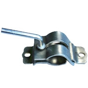 TSPA-JWC Fixed Jockey Bracket, Bolt on or weld on clamp