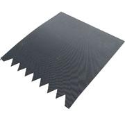 TSPA-MDFLP320 Mudflap Black 320 x 350mm
