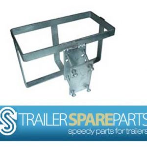 TSPA-JERBOL Jerry Can Holder Bolt On Galvanised