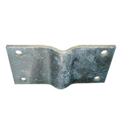 92101 = Steel Arm U-Bolt Plate