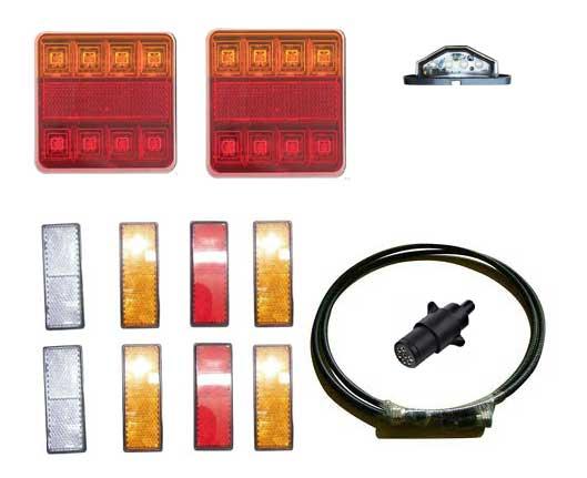 LKIT-T LKIT-S Dual Axle Light Kit