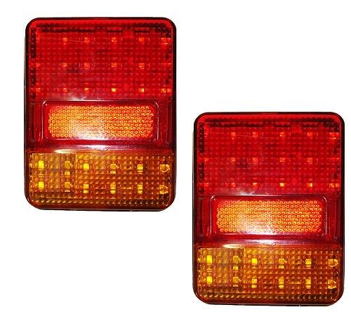 TSPA-LKIT-T-MV Dual Axle Led Light Kit (Multi-Voltage 10-30V)