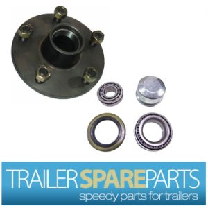 TSPA-HBFD-SL Ford Lazy Hub With Ford Bearings (SL)