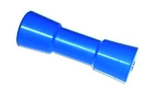 """91321  Boat Rollers 8"""" BLUE SYDNEY ROLLER - 17mm"""