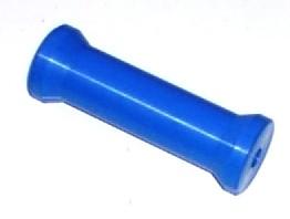 """91313 Boat Rollers 6"""" BLUE KEEL ROLLER"""