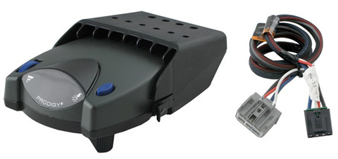 TSPA-BRKCON-C Brake Controller Car Mount