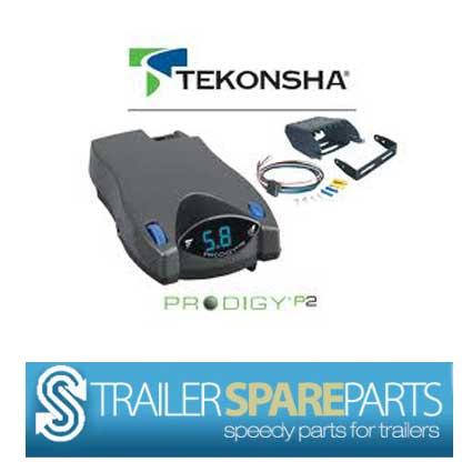 TSPA-BRKCON-C Tekonsha P2 Brake Controller Car Mount